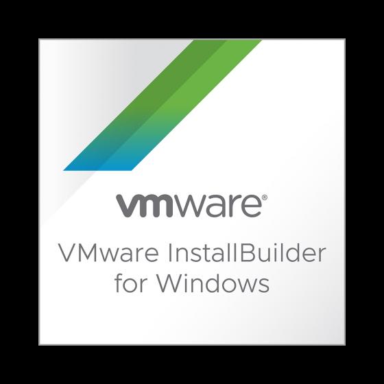 VMware InstallBuilder for Windows