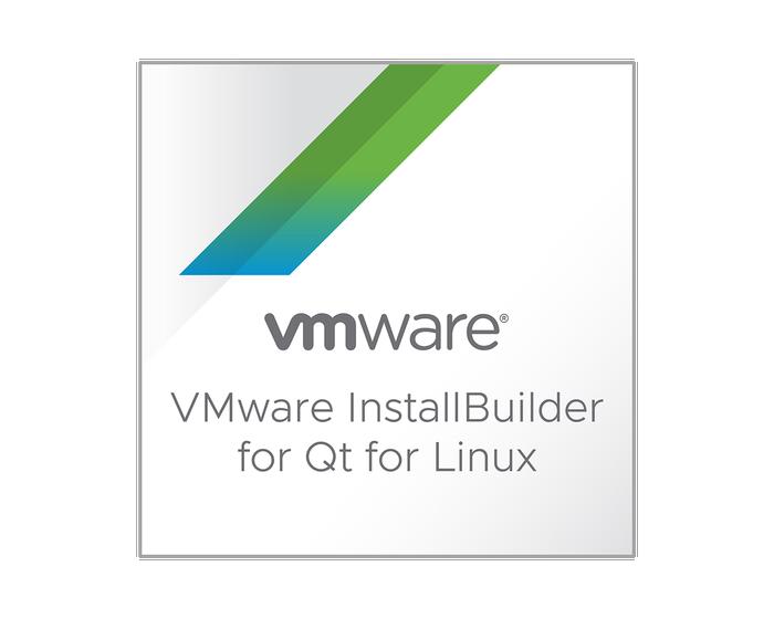 VMware InstallBuilder for Qt for Linux