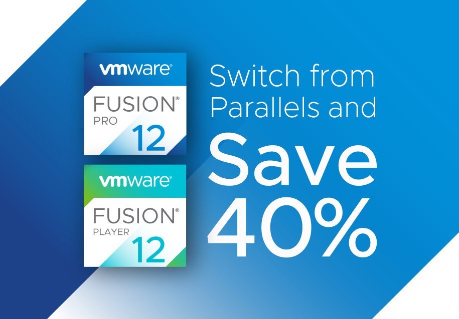 Switch from parallels and save 40%