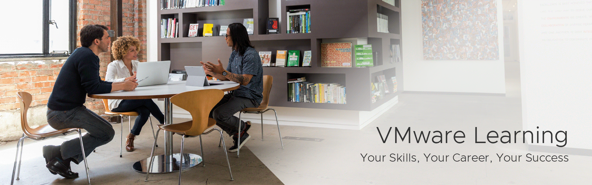 VVMware Learning. Your Skills, Your Career, Your Success